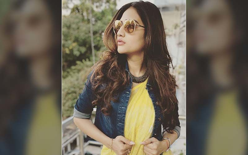 Nusrat Jahan's Saree With Denim Look Is Winning Hearts On Internet, See Pics