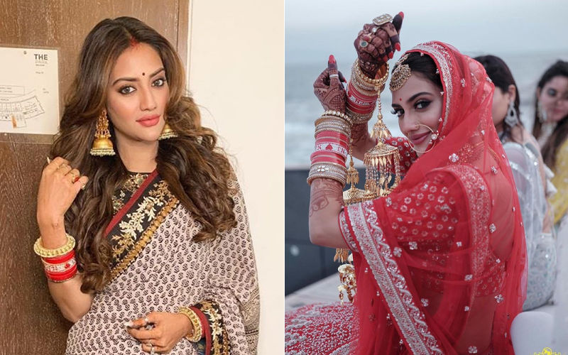 Nusrat Jahan Looks Gorgeous in Sari, Shares Picture on Instagram