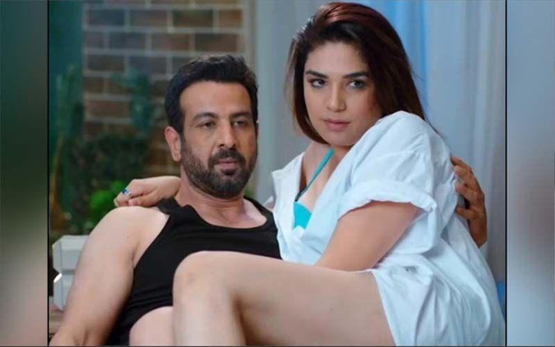 Anjum Fakih On Her Intimate Scene With Ronit Roy In Kehne Ko Humsafar Hai 3, 'I Was Not Awkward'