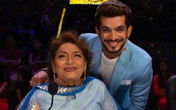Arjun Bijlani On Sharing Stage With Saroj Khan On Dance Deewane, Says, 'She Taught Us How Important It Is To Love Art Of Dance'