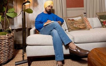Diljit Dosanjh Gives Befitting Reply To His Online Troll