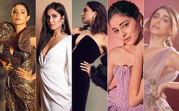 Nykaa Femina Beauty Awards 2020: Katrina Kaif, Deepika Padukone, Ananya Panday, Anushka Sharma Scorch Up The Red Carpet
