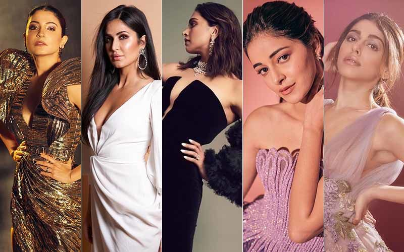 Nykaa Femina Beauty Awards 2020: Katrina Kaif, Deepika Padukone, Ananya Panday, Anushka Sharma Scorch Up The Red Carpet