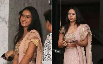 Netizens Slam Trolls Targeting Ajay Devgn's Daughter Nysa For Her Diwali Appearance; Say 'Everyone Wears Makeup, Just Let Her Be'
