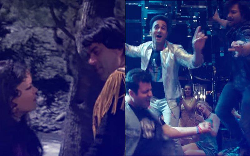 WATCH: Dharmendra & Zeenat's 'O Meri Mehbooba' Fukrey Style