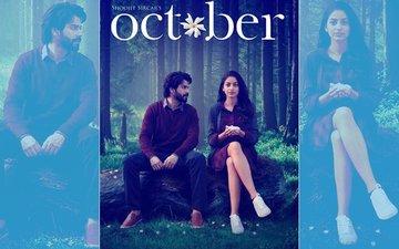 बेहद इमोशनल है वरुण धवन की फिल्म 'अक्टूबर' का ट्रेलर