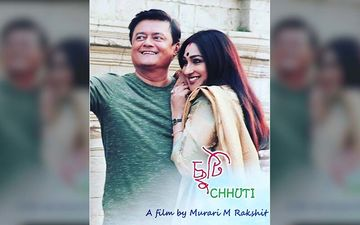 Official Poster Of Chhuti Starring Saswata Chatterjee Released