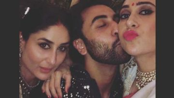 Kareena Kapoor Khan Discovers The 'Original Posers' Of Kapoor Clan, Ranbir And Karisma – Throwback Delight