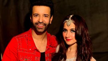 Amid Separation Rumours With Aamir Ali, Sanjeeda Shaikh Does A Sexy Dance On 'Baby Boy You Stay On My Mind'–VIDEO