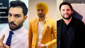 Yuvraj Singh, Harbhajan Singh SLAMMED For Donating To Pak Cricketer Shahid Afridi's Foundation; Twitter Trend Calls Them 'Shameless'