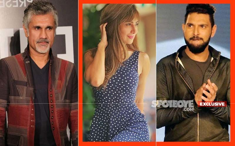 Old Lovers Turn Friends Again! Kim Sharma Chose Yuvraj Singh's Retirement Bash Over Arjun Khanna's Fashion Show