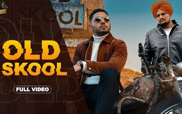 Siddhu Moosewala Makes His Comeback With Smashing Hit 'Old Skool'
