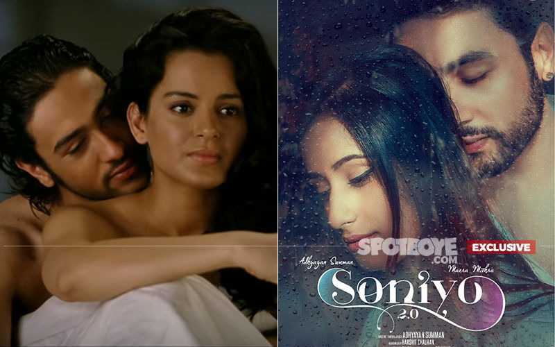 OMG! Same Love Song By Adhyayan Suman For His Ex Kangana Ranaut And Current Girlfriend Maera Mishra!