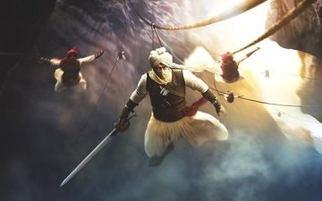 'तानाजी' की शूटिंग मई में पूरी होगी : अजय देवगन