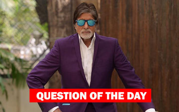On Amitabh Bachchan's Birthday Today, Which Film Of The Megastar Is On Your Watch-List?