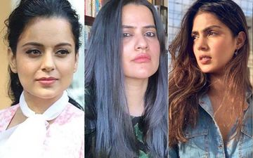 Sona Mohapatra Hits Out At Kangana Ranaut For Calling Rhea Chakraborty A 'Small Time Druggie': 'Enough Of This, Have To Switch To Better'
