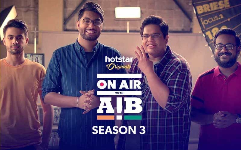 Tanmay Bhat & Gursimran Khamba's On Air With AIB Pulled Off-Air