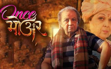 Rohini Hattangadi's New Look For Upcoming Film 'Once More'