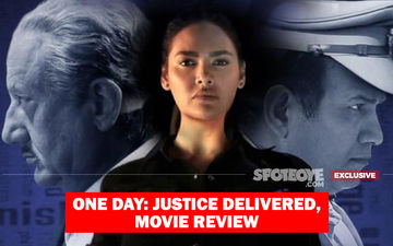 One Day: Justice Delivered, Movie Review: Tacky, Tackier, Tackiest: Pain Delivered