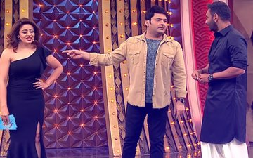 Yawn! Family Time Or Snooze Time With Kapil Sharma?