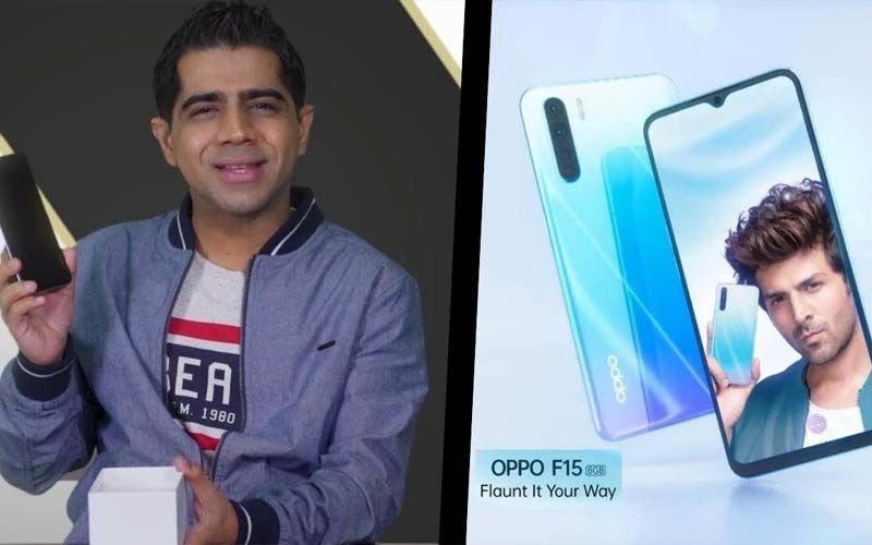 OPPO F15 Flaunt It Your Way Unboxing And First Impression: Ticks All The Right Boxes