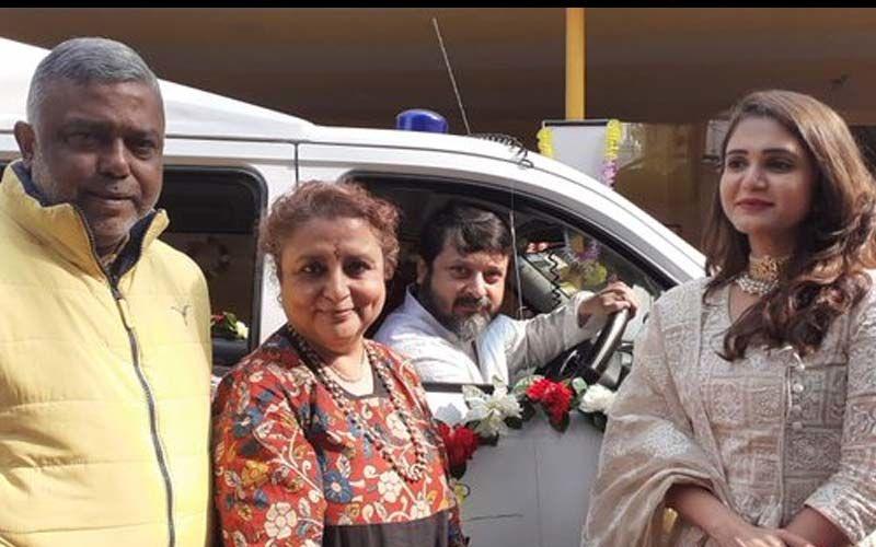 Shiboprosad Mukherjee And Nandita Roy Announce Their Next Film 'Anthyesti.com'