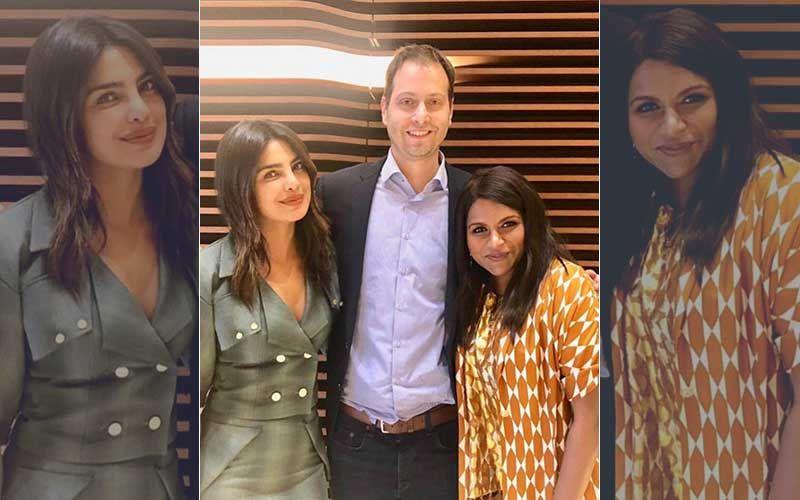 Universal Pictures To Produce Priyanka Chopra Jonas' Next- An Indian Wedding Comedy With Mindy Kaling