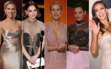 Oscar 2020 Red Carpet HOT Or NOT: Natalie Portman, Scarlett Johansson, Gal Gadot, Jessica Alba, Brie Larson