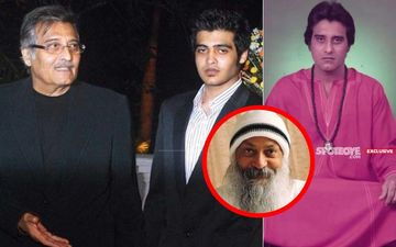 Vinod Khanna's Youngest Son Sakshi Takes The Spiritual Path Like His Father, Becomes An Osho Follower?- EXCLUSIVE