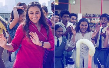 Oye Hichki: Rani Mukerji's New Song Is All About Breaking Stereotypes & HOW!
