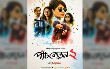 Paanch Phoron 2 Web Series Trailer Starring Swastika Mukherjee, Sohini Sarkar, Sourav Chakraborty Released