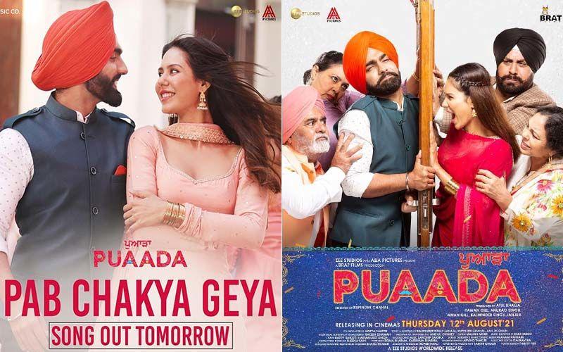 Pab Chakya Geya: Ammy Virk And Sonam Bajwa Make Everyone Groove To The New Song For 'Puaada'