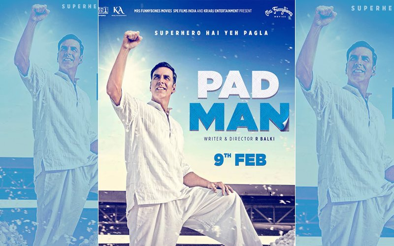 Pad Man Box-Office Collection: Good Start For Akshay Kumar Starrer, Makes ₹ 10.26 Cr On Day 1