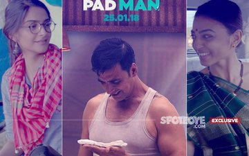 Movie Review, Pad Man: Wham! Akshay, Sonam & Radhika Leave You Speechless, Man!