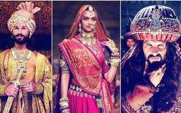 Padmaavat Box-Office Collection: Despite Karni Sena's Opposition, Shahid-Deepika-Ranveer Starrer Crosses ₹ 100 Crore Over The Weekend