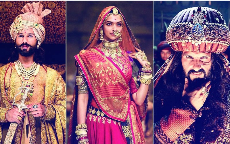 Padmaavat Box-Office Collection: Despite Karni Sena's Opposition, Shahid-Deepika-Ranveer Starrer Crosses ₹ 100 Crore Over The Weekend