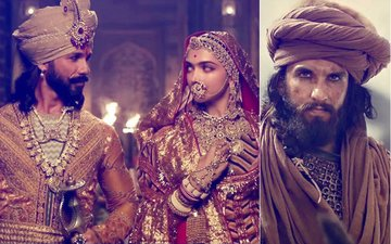 It's A Double Century, Padmaavat Stands Tall @200 Cr