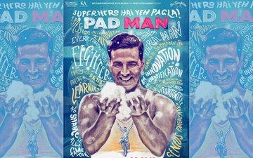बॉक्स ऑफिस पर छाया हुआ है अक्षय कुमार का जादू, एक हफ्ते में 'पैडमैन' की कमाई हुई 62.87 करोड़