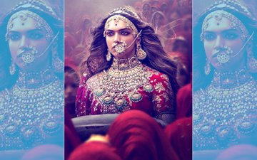 Padmavati New Poster: Deepika Padukone Looks Regal & Fearless
