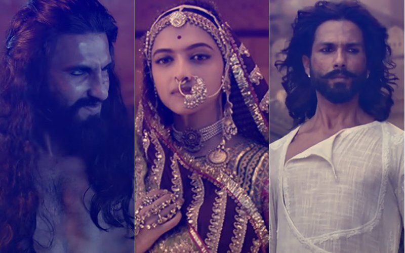 Padmavati Trailer: Here's What The Trade Experts Think Of Shahid Kapoor, Deepika Padukone & Ranveer Singh's Magnum Opus