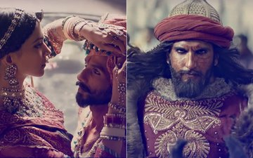 Padmavati Trailer: This Deepika Padukone, Ranveer Singh & Shahid Kapoor Film Will Be Worth The Wait