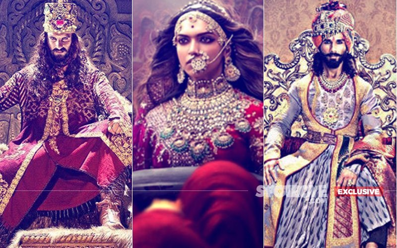 Deepika-Ranveer-Shahid's Padmavati Will Be A DISASTER If Titled As Padmavat. Here's Why...