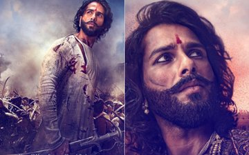 Padmavati First Look: Shahid Kapoor Looks Royal & Fierce As Raja Rawal Ratan Singh