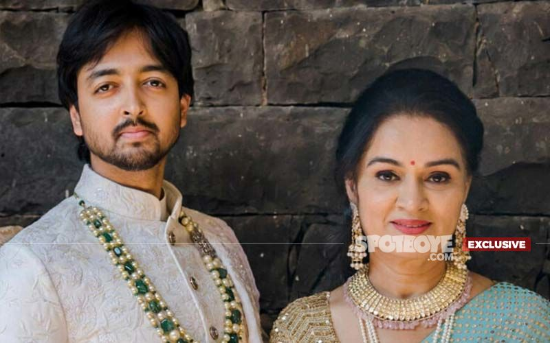 Padmini Kolhapure On Entering In A Business Partnership With Son Priyaank Sharma: 'He Has An Emotional Side To Him And That's His Most Powerful Tool'-EXCLUSIVE