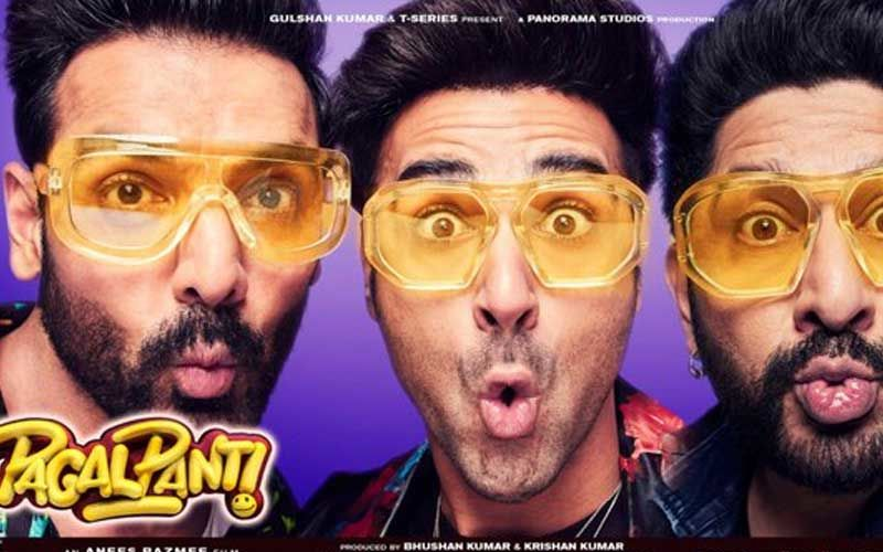 Pagalpanti New Posters: John Abraham Shares Quirky Posters; Promises A Fun Ride As The Trailer That Drops Tomorrow