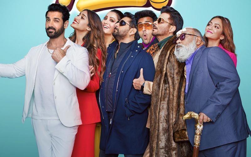 Pagalpanti Trailer: John Abraham, Anil Kapoor, Ileana D'Cruz, Pulkit Samrat Are Here To Whack You Out