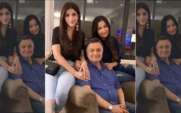 "Pak Actor Mawra Hocane Visits Rishi Kapoor In New York; Actors Calls Her Gesture ""Sweet"""