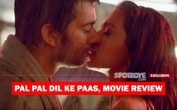 Pal Pal Dil Ke Paas, Movie Review: Papa Sunny Deol And Beta Karan Must See Betaab Tonight At Home