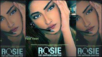 Shweta Tiwari's Daughter Palak Tiwari To Make Her Debut With Vivek Oberoi's Rosie: The Saffron Chapter; Shares Mesmerising First Look