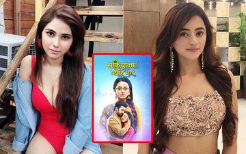 Pallavi Gupta To Replace Helly Shah's Character Of Kainaat In Sufiyana Pyaar Mera